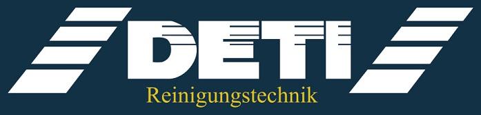 DETI Reinigungstechnik Logo